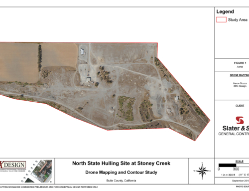 North State Hulling Mapping Study