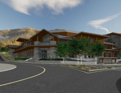 South Lake Tahoe Event Center Photo Simulation
